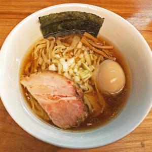 限定の「ニーボ」(煮干)は滋味深い味:町田 一番いちばん