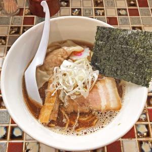 限定「海老と魚介の醤油ラーメン」は研ぎ澄まされた味:町田 40番