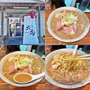 本格札幌ラーメンな「味噌らーめん」:六花