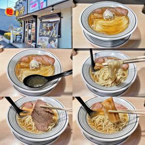 綺麗な麺線とスッキリ煮干の美味しいスープ:猫トラ亭