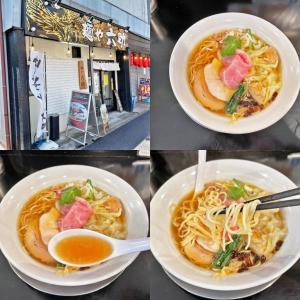 動物系を使わずにこの旨さは凄い!:中華そば 麺や 六助
