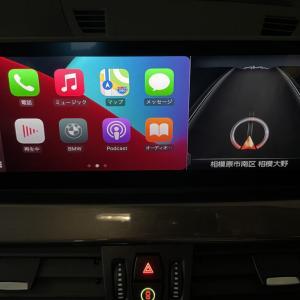 Apple CarPlayを使ってみよう!:BMW X1(F48)の場合
