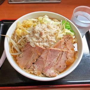 G系インスパイアの「ニボMAX」が激ウマ:肉煮干中華そば 鈴木ラーメン店