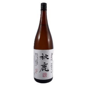 秋の日本酒「ひやおろし」:その18.秋鹿 純米吟醸 倉垣村 ひやおろし