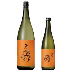 秋の日本酒「ひやおろし」:その22.七冠馬 純米 ひやおろし