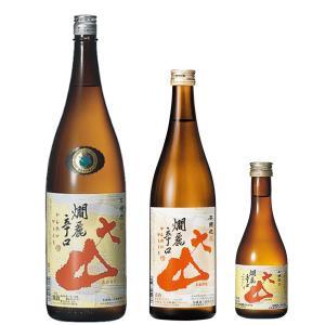 燗して旨い日本酒その14:加藤嘉八郎酒造 大山 燗麗辛口