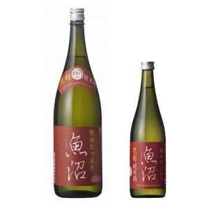 燗して旨い日本酒その54:白瀧酒造 濃醇 魚沼純米