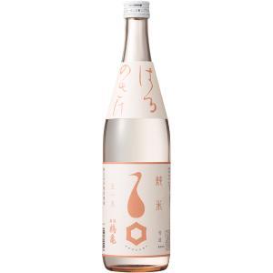 春の新酒「花見酒」その4:越後鶴亀 はるのさけ 純米 生一本