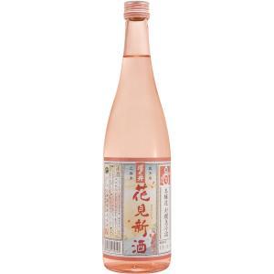 春の新酒「花見酒」その7:小澤酒造 澤乃井 本醸造 花見新酒 生貯蔵酒