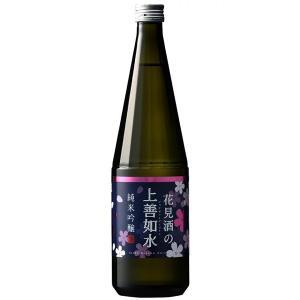 春の新酒「花見酒」その8:白瀧酒造 花見酒の上善如水 純米吟醸