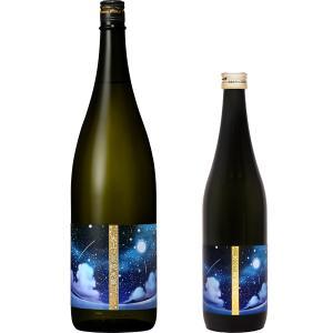 「夏涼酒(なつすずみざけ)」その7:加藤嘉八郎酒造 大山 特別純米酒 夏純米銀河