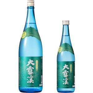 「夏涼酒(なつすずみざけ)」その11:大雪渓酒造 大雪渓 季節限定 夏の純米吟醸