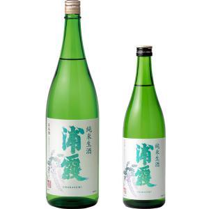 「夏の生酒」その9:佐浦 浦霞 純米生酒