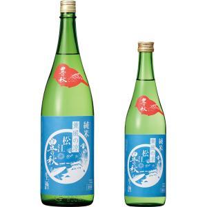 「夏の生酒」その27:米田酒造 豊の秋 純米 夏の生酒