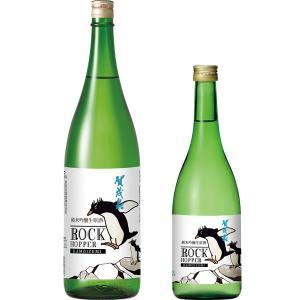 「夏の生酒」その28:賀茂泉酒造 賀茂泉 純米吟醸 生原酒 ROCK HOPPER