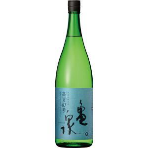 「夏の生酒」その30:亀泉酒造 亀泉 純米吟醸 生原酒 高育63号