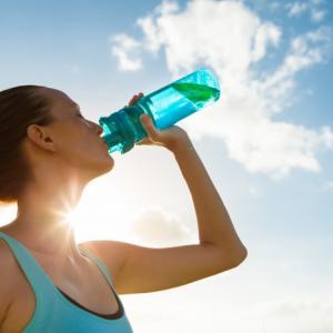 夏の暑さ対策⑤水分・塩分補給