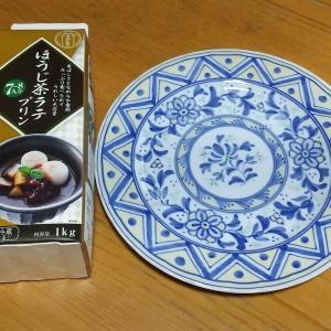 でろりん!【業務スーパー】で【ほうじ茶ラテプリン】1kgを買った。