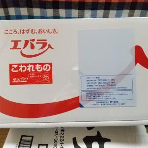 【エバラ食品】の株主優待が届いた。