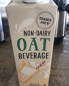 飲みやすいオーツミルク