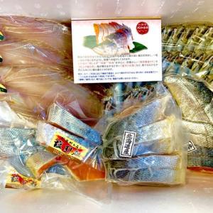 友人・故郷への返礼に、鮭・干物詰め合わせはいかがでしょうか?