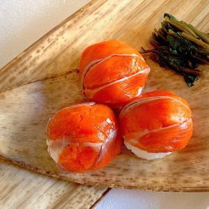 vol.87 日本の鮭料理編:雛祭りの手毬寿司 花わさび添え
