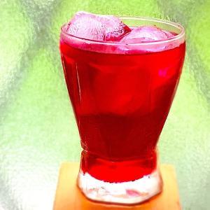 築地の二日酔対策レシピ100選 no.1紫蘇のジュース
