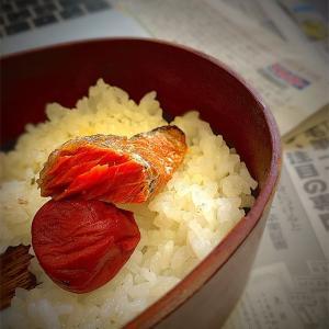 超辛口紅鮭は、しょっぱいけれど美味しい!