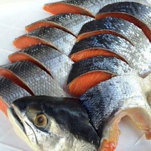 お歳暮のお試しに、時鮭10切、自宅用に注文されてはいかがでしょうか?