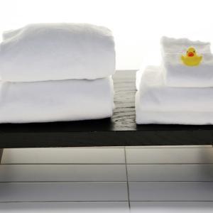もうバスタオルは不要!お風呂上がりはフェイスタオルで楽家事