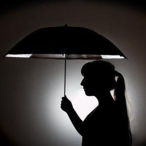 傘と自転車の危険な話
