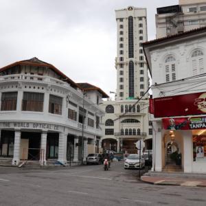 マレーシア「ペナン島旅行記」①日目|ペナン国際空港からジョージタウンへ!