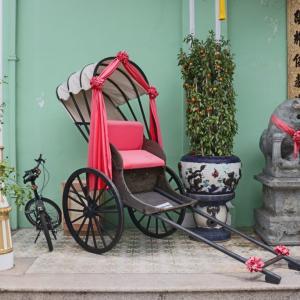マレーシア「ペナン島旅行記」②日目|ジョージタウンの北東エリアを街歩き!