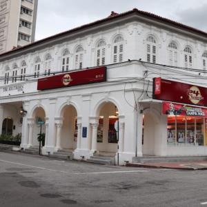 マレーシア「ペナン島旅行」ホテル滞在記|ザ サザン ブティック ホテル(The Southern Boutique Hotel)宿泊レビュー【2019年最新】