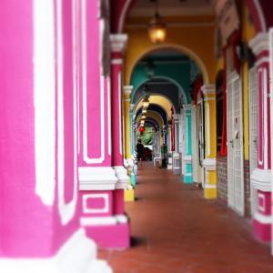 マレーシア「ペナン島旅行記」⑨日目(Part2)|やっと発見!カラフルな建物の場所