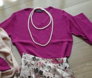 ウィンターセールで買っちゃったものVOL.4! 春待ち、そして冬に映えるジャスグリッティーのピンク&フラワー