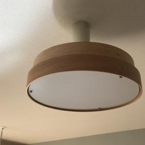 天然木LEDペンダントライトのレビュー|10畳・天井照明・リモコン・調色付
