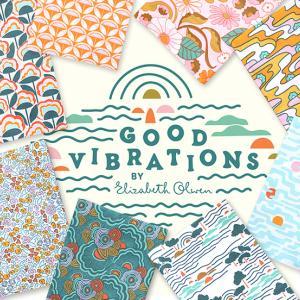 Cloud9 Fabrics Good Vibrations Collection 入荷