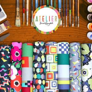 Michael Miller Fabrics Atelier Collection 入荷