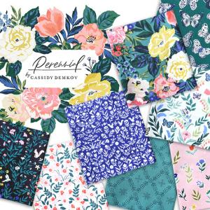 Cloud9 Fabrics Perennial Collection 入荷