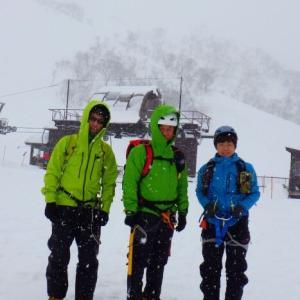 2020.03.29 天神平クライマーのための雪上技術講習会