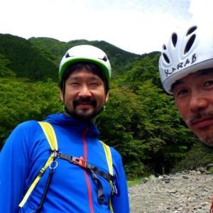 2021.06.20 丹沢/水無川本谷エスケープルートガイド