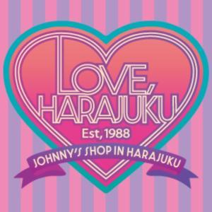 LOVE HARAJUKUグッズ購入♪