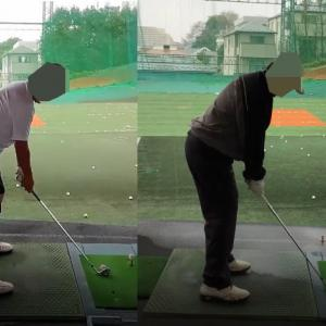「ゴルフレッスン」お客様のレベルアップ報告