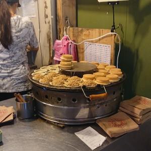台湾屋台おやつのポテンシャルの高さ 1個12元、晴光紅豆餅