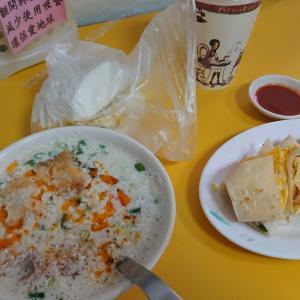 台湾早餐店はコスパの鬼 佳佳豆漿店