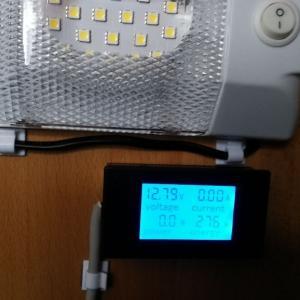 DC マルチメーター 6.5〜100V 100A 電流電圧計