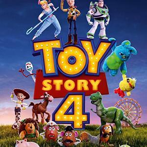 トイストーリー4(Toy Story 4)|決して人前では動かないおもちゃ達の新たな冒険がはじまる!
