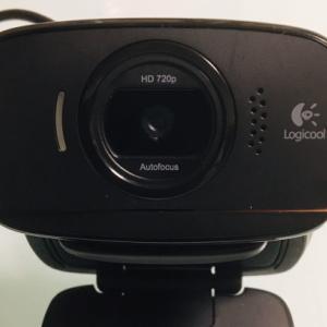 [IYH][Webカメラ] Logicool C525を購入した。