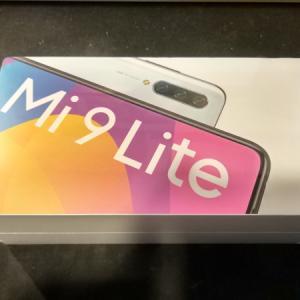 [IYH][スマートフォン] Xiaomi Mi9 Liteに買い替えた。